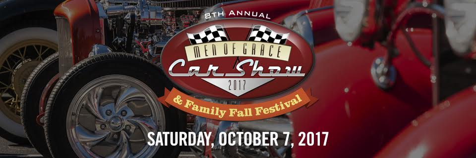 Men of Grace Car Show 2017 Vehicle Registration