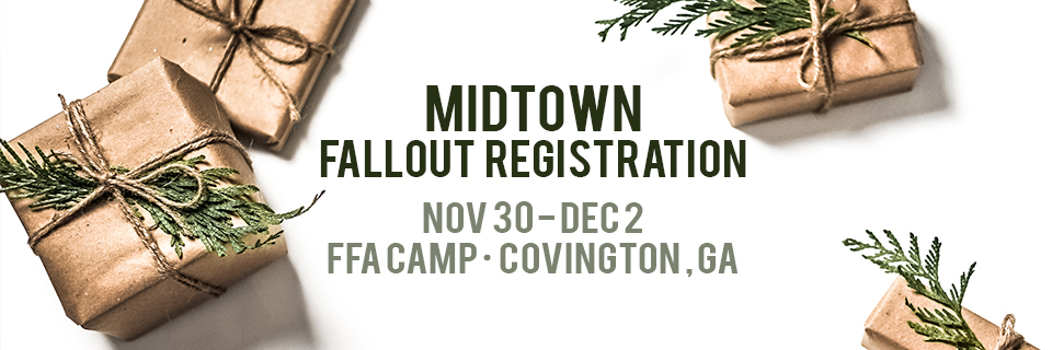 MIDTOWN Fall Out Registration 2018